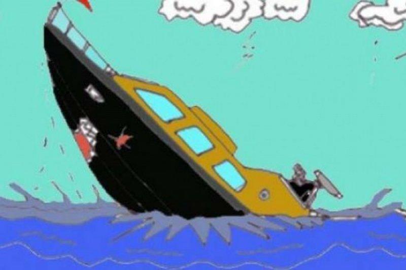 Kapal Tenggelam Lagi di Perairan Riau, Satu Korban Hilang