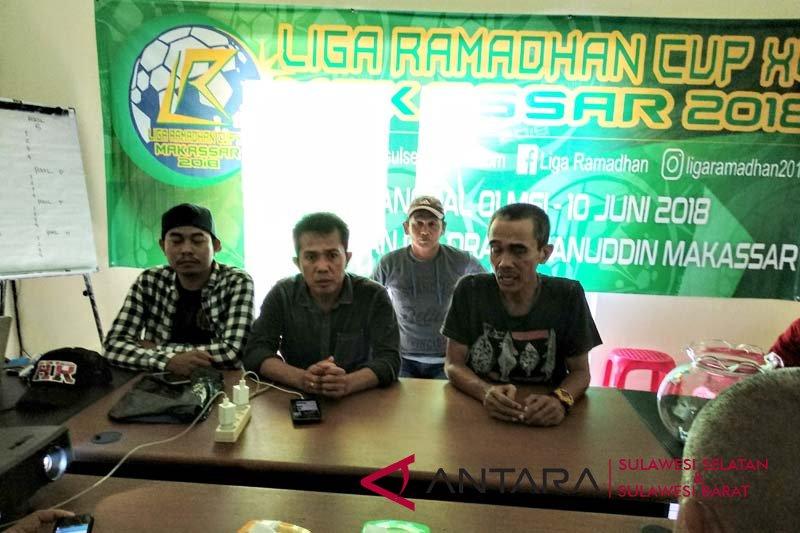 Turnamen Liga Ramadhan siap dipatenkan