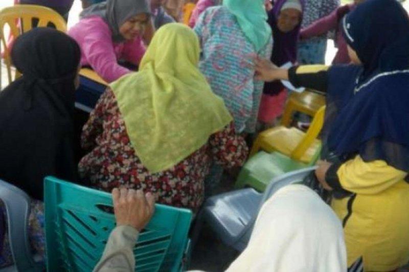 Ratusan Mayarakat Bantan Serbu Pengobatan Gratis IDI, Ada 9 Poli Spesialis
