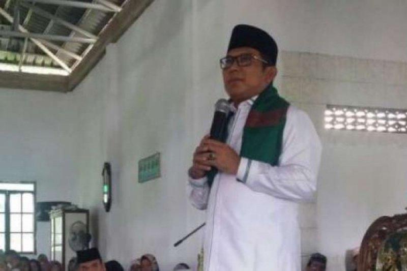 Rusli Effendi Jadi Penceramah Isra' Mi'raj di Batang Tuaka,