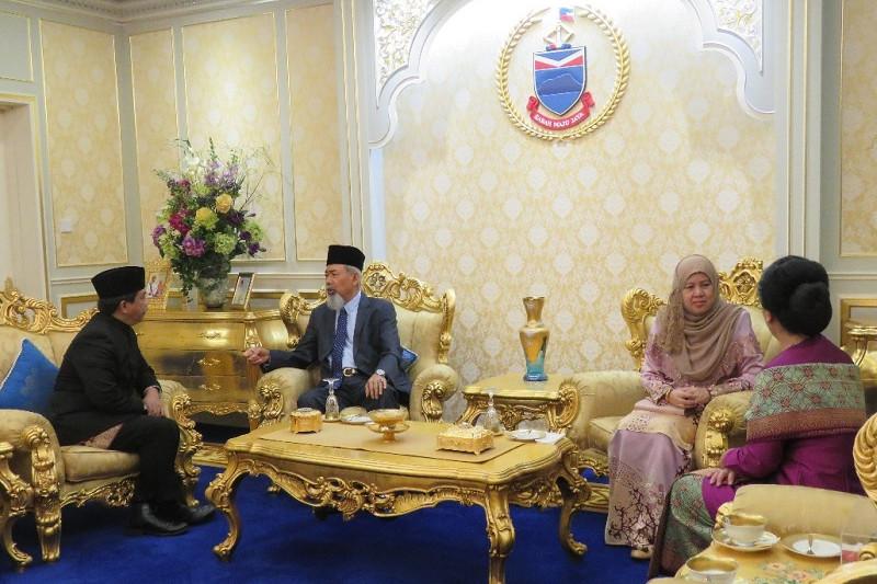"KJRI Kota Kinabalu minta WNI patuhi kebijakan ""lockdown"" Malaysia"