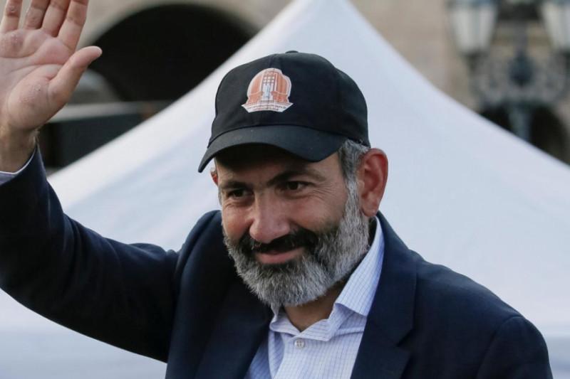 Perdana Menteri Armenia positif COVID-19
