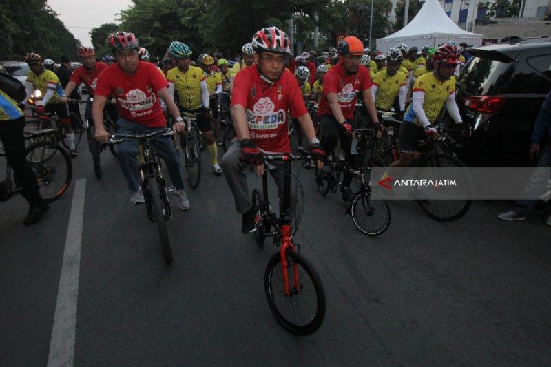 Kemenhub sosialisasikan keselamatan bersepeda dan ramah lingkungan