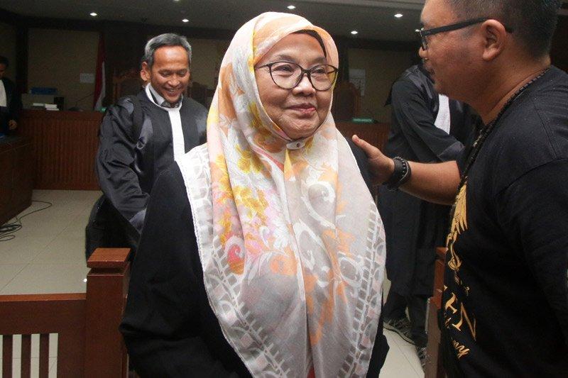 MER-C minta Siti Fadilah dibebaskan untuk bantu atasi COVID-19