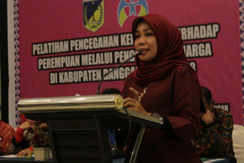DP3A : kekerasan terhadap perempuan dipicu buruknya penguasaan emosi
