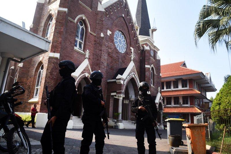 Teror bom saat perayaan Paskah di Sri Lanka, lebih 20 orang tewas
