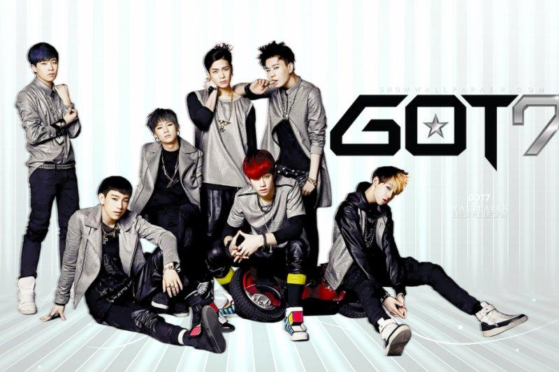 Rencana peluncuran album GOT7 di bulan depan