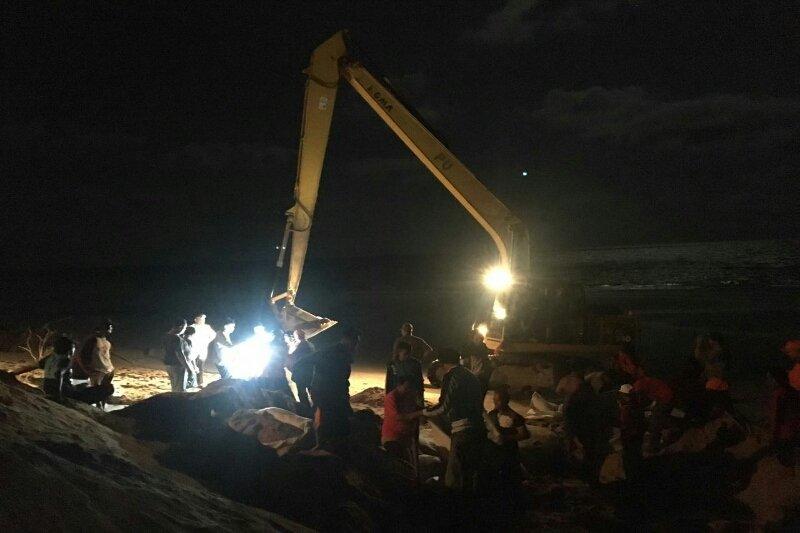 Pantai Ujung Pandaran terancam hancur, saatnya swasta ikut membantu