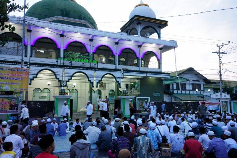 Alkhairaat hadirkan 7.000 dhuafa buka puasa  bersama