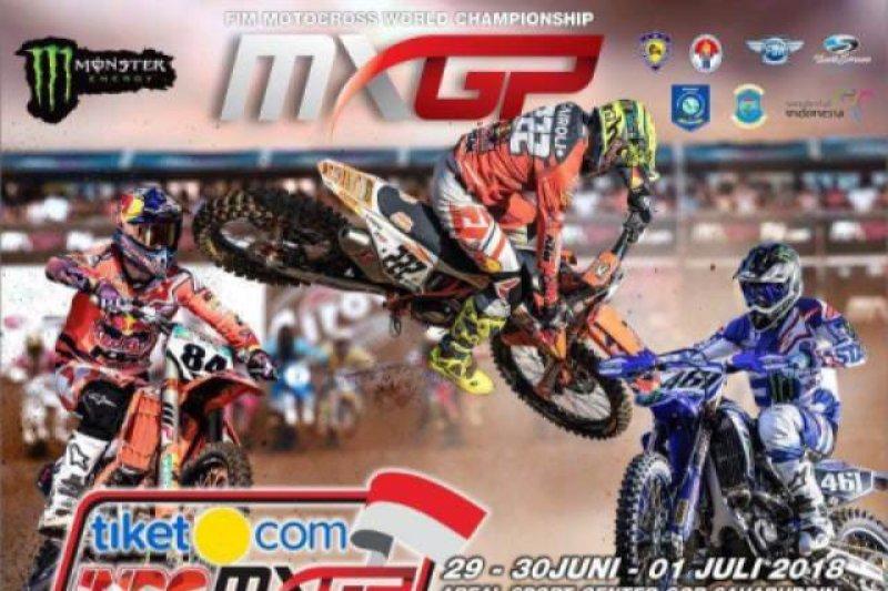Lokasi Motorcross Grand Prix Palembang dialihkan