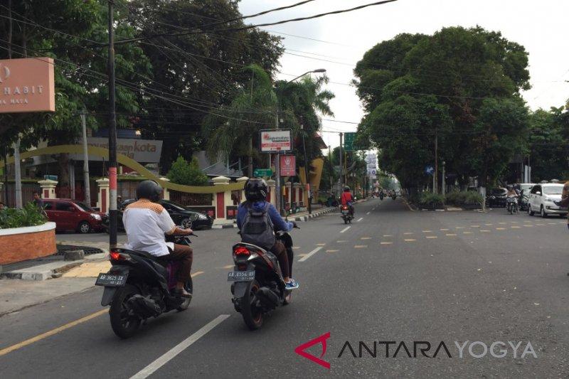 Revitalisasi kawasan pedestrian Kotabaru Yogyakarta mulai dikerjakan