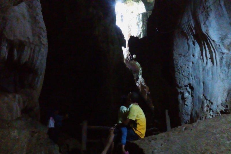 Goa jadi pemikat wisatawan di Ngalau Indah (video)