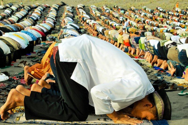 Sawahlunto Pusatkan Shalat Idul Fitri di Lapangan Ombilin