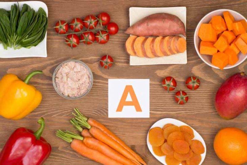 Berapa asupan vitamin A yang mesti masuk tubuh kita