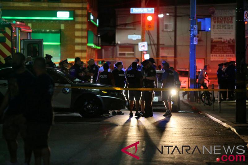 Penembakan massal di Kanada tewaskan 13 orang, termasuk polwan
