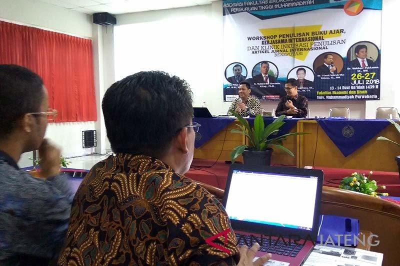 Ini cara FEB PTM se-Indonesia tingkatkan kualitas dosen