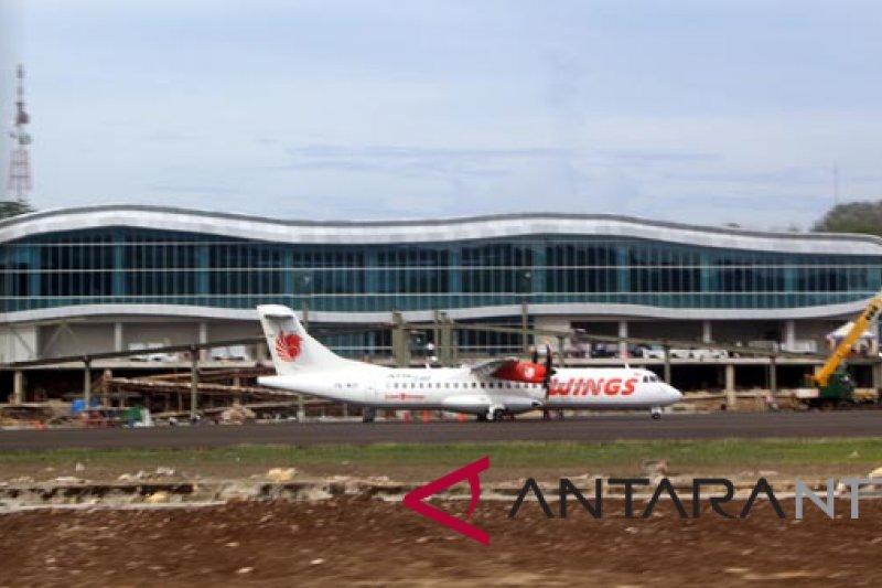 Bandara Komodo hanya menunggu waktu jadi bandara internasional