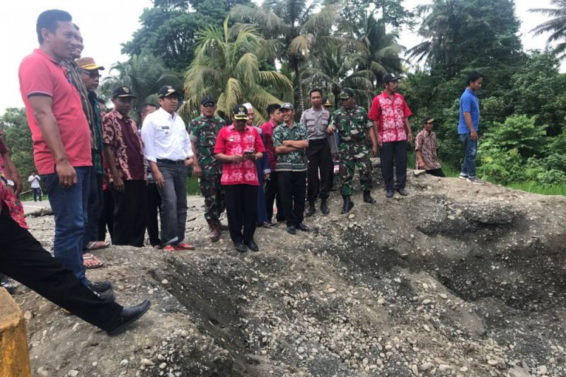 Floods strike four sub-districts in Banggai, Central Sulawesi