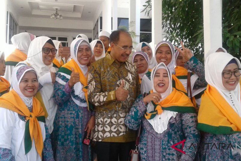 Jemaah calon haji diminta doakan Kupang bebas korupsi