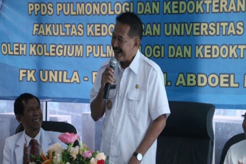 Pemprov apresiasi prodi spesialis di Universitas Lampung