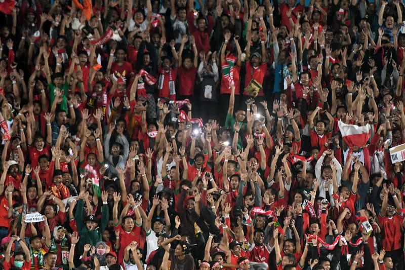 Refleksi tentang suporter menyongsong  Asian Games 2018