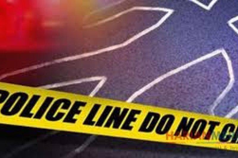Pejalan kaki tewas tertabrak kereta api