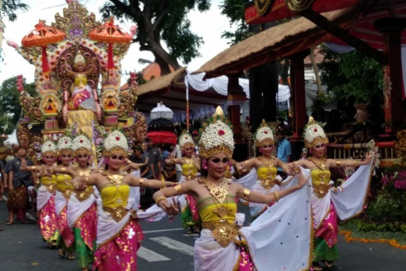 Teater tari Yunnan-Tiongkok turut meriahkan Pesta Kesenian Bali 2019