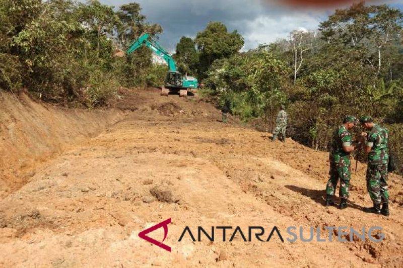 Masyarakat Doda serahkan tanah untuk TMMD (vidio)