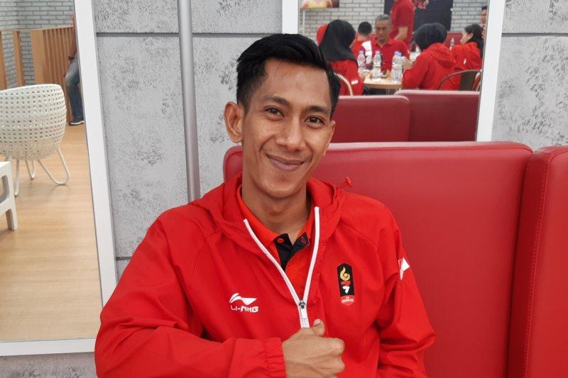 Hendy bakal fokus kuliah setelah raih emas Asian Games