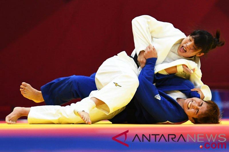 Jepang juara umum cabang judo Asian Games 2018
