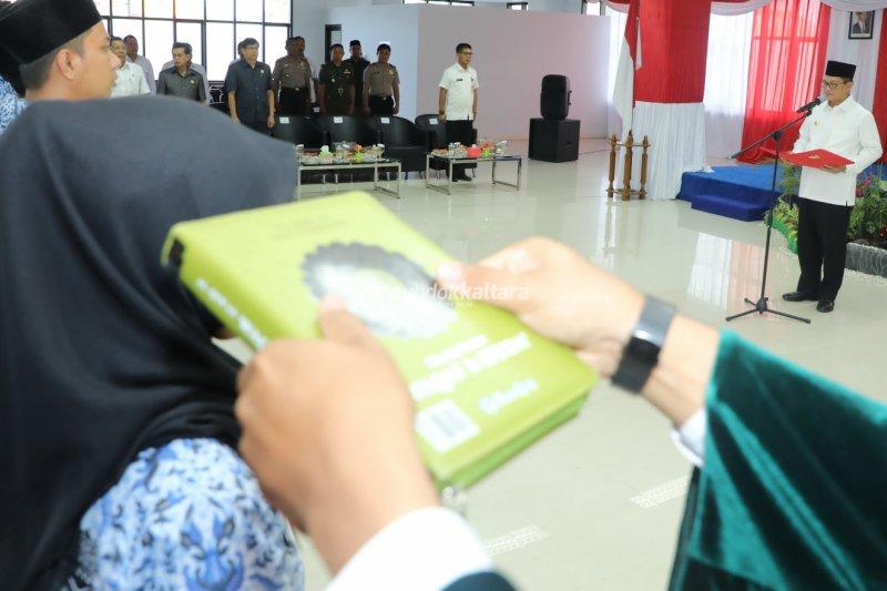 37 CPNS Formasi Guru Garis Depan Diangkat jadi PNS