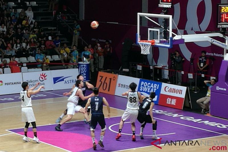 Tanpa empat pilar, basket putra Jepang lewati Hong Kong 88-82
