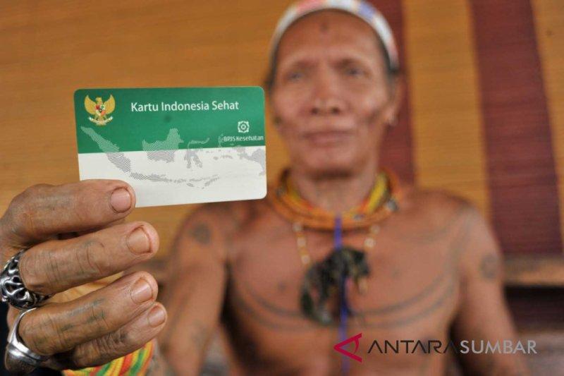 KARTU INDONESIA SEHAT SIKEREI MENTAWAI