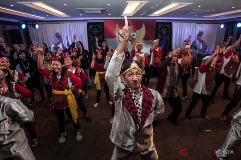 Ribuan orang akan menari bersama di Alun-alun Utara Yogyakarta