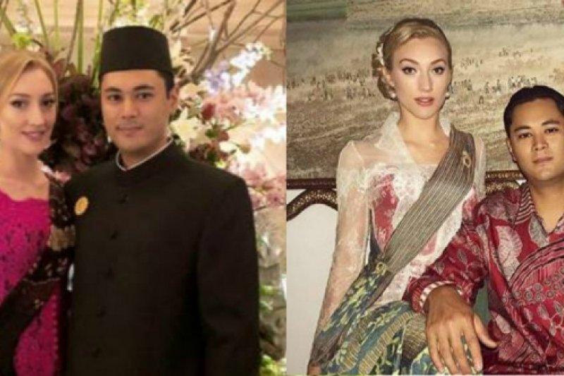 Ternyata Panji Soeharto nikahi adik dari gitaris Iron Maidens