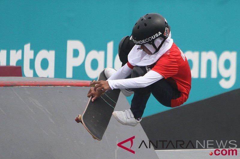 Dua atlet skateboard Indonesia ikuti babak kualifikasi Olimpiade ke AS