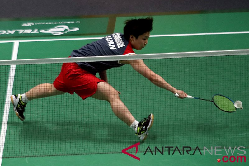Akane Yamaguchi juarai tunggal putri Indonesia Open 2019