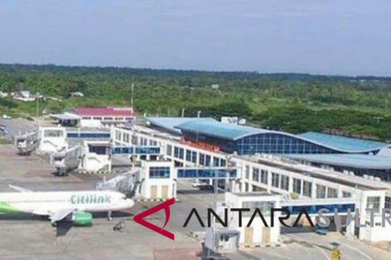 """Bandara Haluoleo-pun """"bersolek"""" perluas konektivitas penerbangan domestik"""