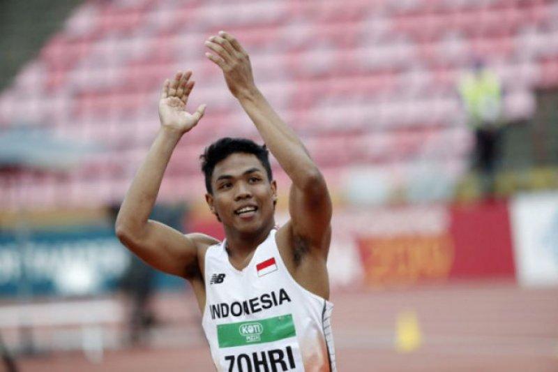 Zohri masuk Forbes dan berharap bisa jadi inspirasi bagi generasi muda