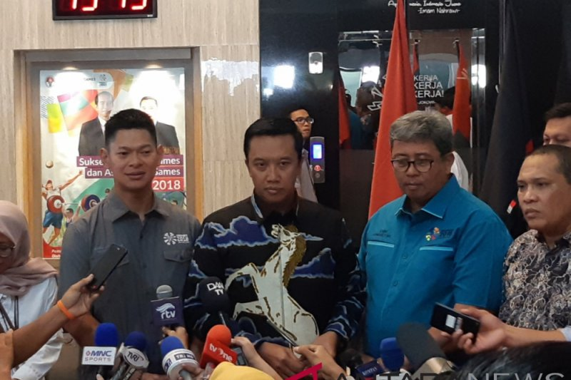 Menpora harapkan daerah ikut kampanyekan Asian Para Games 2018