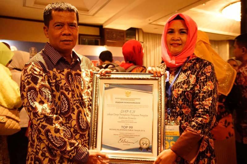 """Kota Magelang terima """"Top 99 Inovasi Pelayanan Publik"""""""