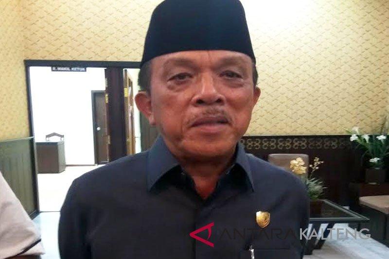 Abdul Razak prihatin 4 anggota DPRD Kalteng jadi tersangka korupsi