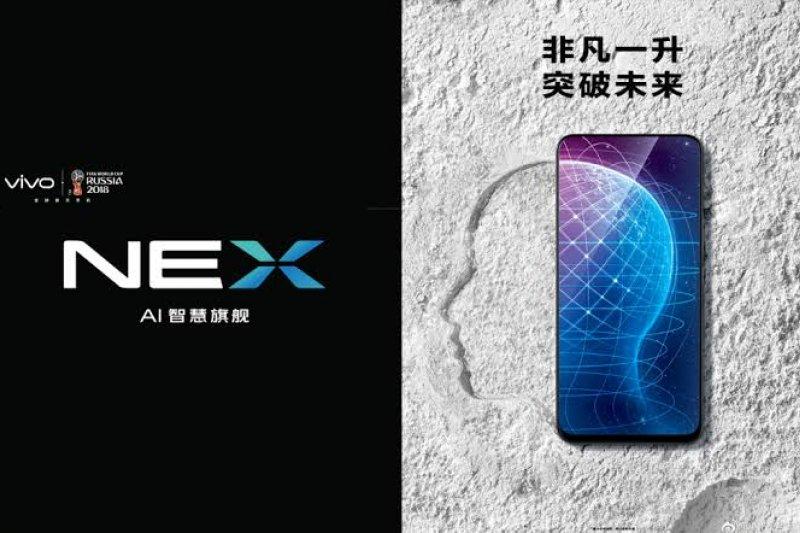 Vivo NEX akan meluncur di Indonesia