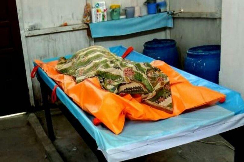 Sadis! Satu keluarga ini diduga dibunuh lalu dibakar di camp PT AGU [VIDEO]