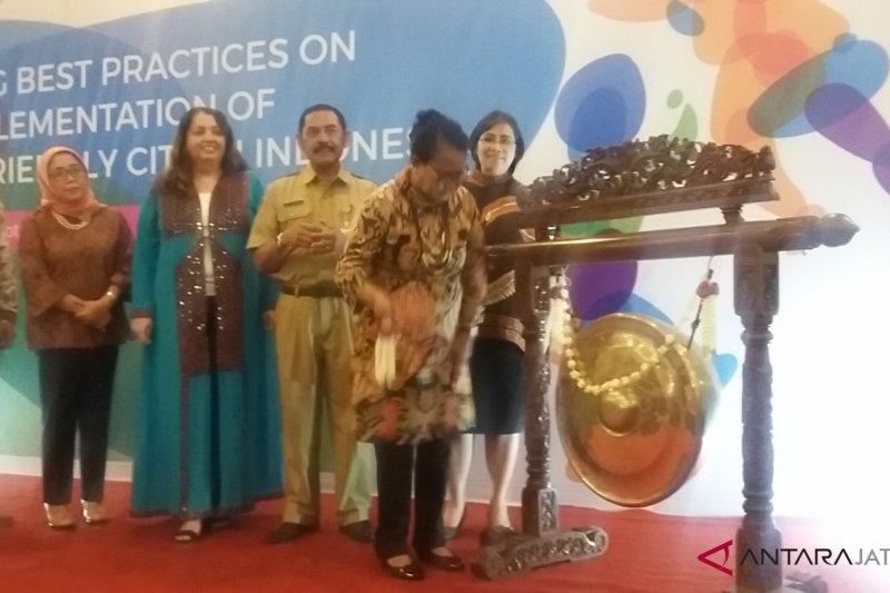 Menteri PPPA minta Surakarta segera merealisasikan KLA