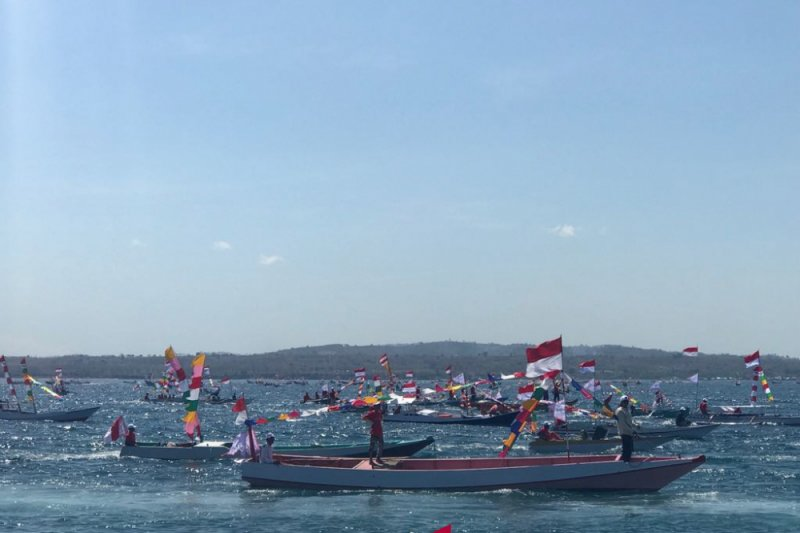 Promoting Tourism Through Sail Moyo Tambora Island 2018 Antara News
