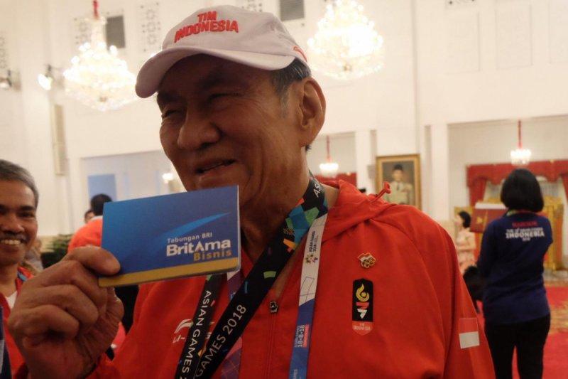 Bambang Hartono, salah satu orang terkaya Indonesia, terima bonus Asian Games Rp150 juta