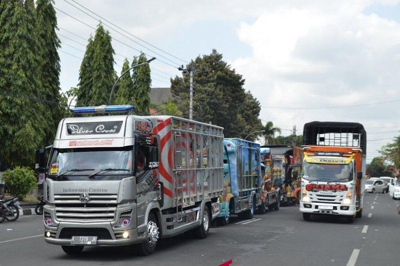 Mitsubishi Fuso bidik komunitas truk tingkatkan penjualan