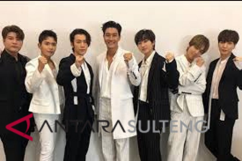 Asian Games - Super Junior unggah foto jelang manggung