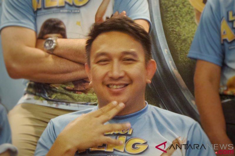 Ayah Augie Fantinus meninggal dunia Jumat pagi di Bandung